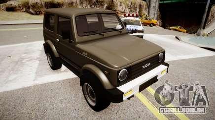 Suzuki Samurai v1.0 para GTA 4