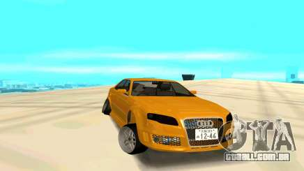 MarkJzx100Audi para GTA San Andreas