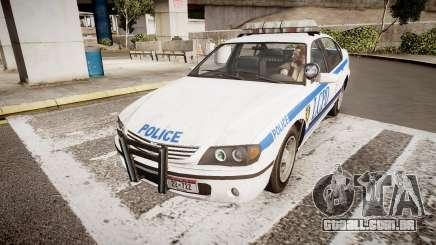 Police Patrol V2.3 para GTA 4