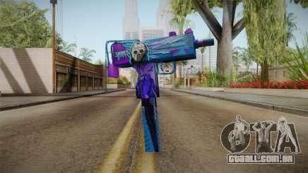 Vindi Halloween Weapon 6 para GTA San Andreas
