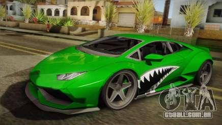 Lamborghini Huracan Liberty Walk para GTA San Andreas