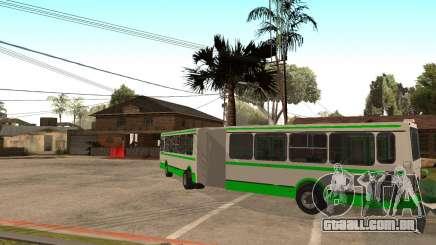 Trailer para LiAZ 6212 para GTA San Andreas