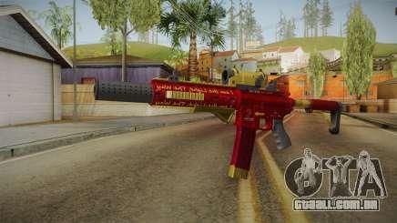 Deadshot Style Carabine para GTA San Andreas