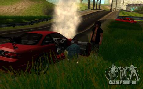 Road trip 2.0 para GTA San Andreas terceira tela