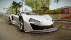 GTA 5 Progen Itali GTB Custom IVF