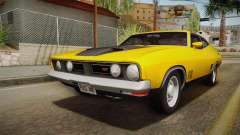 Ford Falcon 351 GT AU-spec (XB) 1973 HQLM para GTA San Andreas