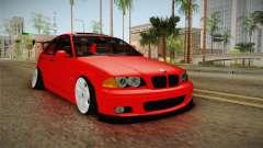 BMW 3 Series E46 CamberKinG para GTA San Andreas