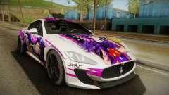 Maserati GranTurismo 2014 GOODSMILE Racing para GTA San Andreas