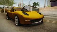 Driver: PL - MX2000 Cabrio para GTA San Andreas