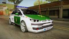 Citroen C4 Guardia Civil