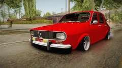 Dacia 1300 Turkish Stance