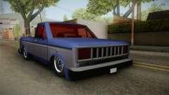 Bobcat Stance v1 para GTA San Andreas