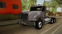 Mack Granite 2010 para GTA San Andreas