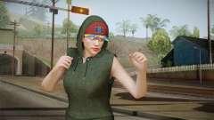 GTA Online DLC Import-Export Female Skin 3 para GTA San Andreas
