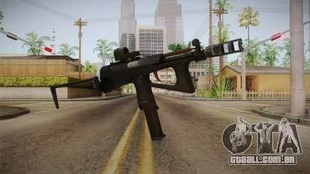 Battlefield 4 - PP-2000 para GTA San Andreas