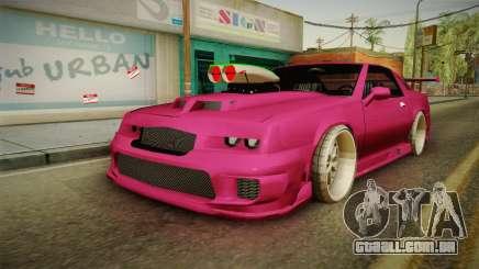 Racing Buffalo v1.0 para GTA San Andreas