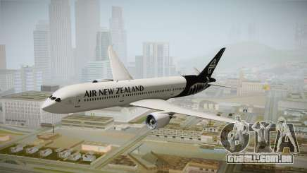 Boeing 787 Air New Zealand White Edition para GTA San Andreas