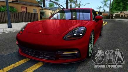 Porsche Panamera 4S 2017 v 4.0 para GTA San Andreas