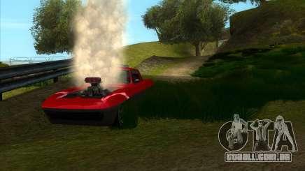 Road trip 2.0 para GTA San Andreas