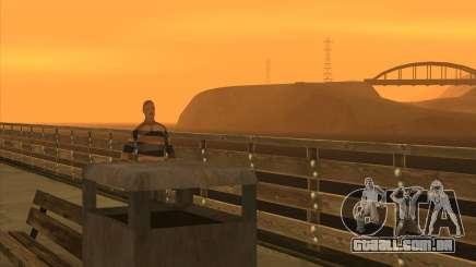O Fantasma Do T-Bone Mendez para GTA San Andreas