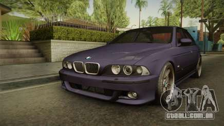 BMW M5 E39 Stock 2001 para GTA San Andreas