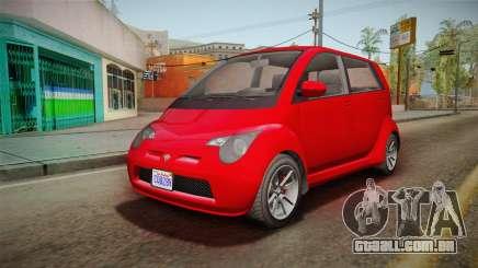 GTA 5 Benefactor Panto 4-doors para GTA San Andreas