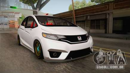 Honda Jazz GK 2014 para GTA San Andreas