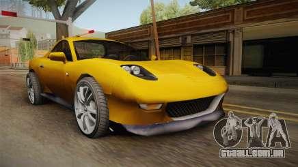 Driver: PL - MX2000 Drift Version para GTA San Andreas