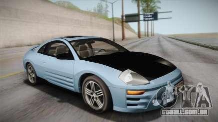 Mitsubishi Eclipse GTS Mk.III 2003 HQLM para GTA San Andreas
