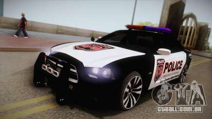 Dodge Charger SRT8 Police 2012 para GTA San Andreas