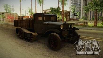 GÁS-65 1940 para GTA San Andreas