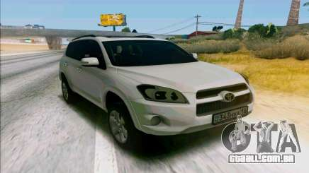 Toyota RAV4 1.0 para GTA San Andreas