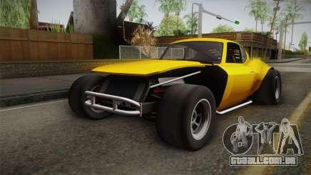 GTA 5 Invetero Coquette Custom para GTA San Andreas
