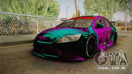 Ford Focus Sedan 2009 Edited Paintjob para GTA San Andreas