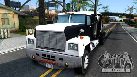 Realistic Tanker para GTA San Andreas