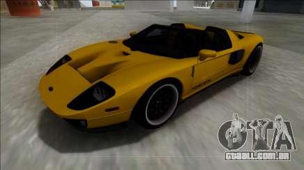 Ford GTX1 para GTA San Andreas