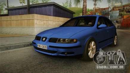 Seat Leon 1.9 TDI para GTA San Andreas