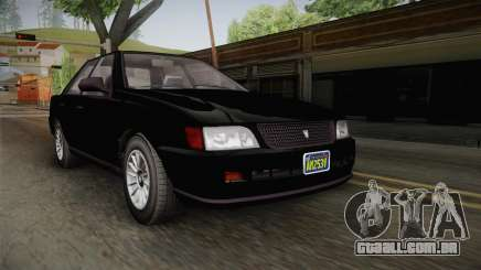 GTA 5 Vulcar Ingot Sedan para GTA San Andreas