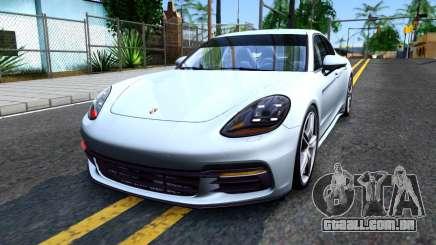 Porsche Panamera 4S 2017 v 1.0 para GTA San Andreas