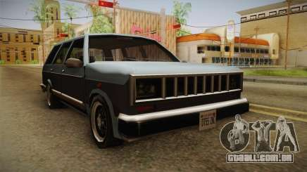 Bobcat Station Wagon para GTA San Andreas