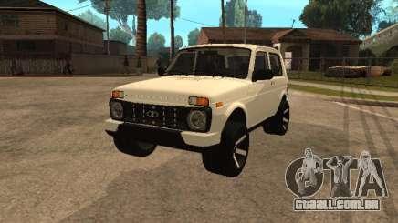 Lada Urban 2016 para GTA San Andreas