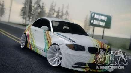 BMW 135i E82 Coupe para GTA San Andreas