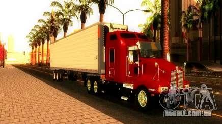 Reboque Utilitário para GTA San Andreas