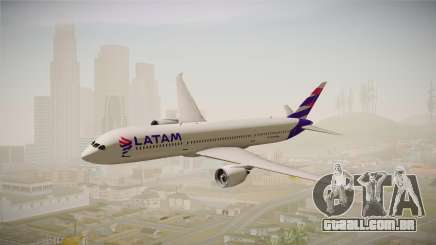 Boeing 787 LATAM para GTA San Andreas