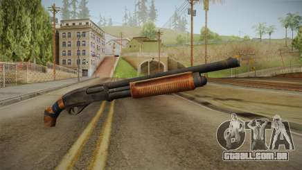 Survarium - Remington 870 para GTA San Andreas