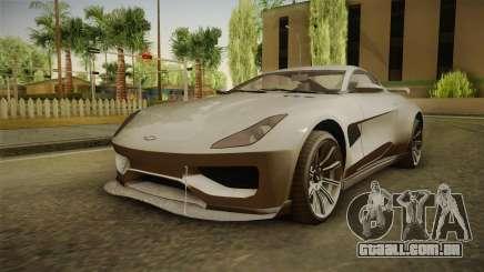 GTA 5 Dewbauchee Specter IVF para GTA San Andreas