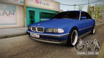 BMW 730d E38 para GTA San Andreas