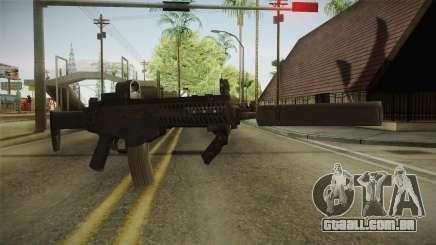 Battlefield 4 - AR-160 para GTA San Andreas