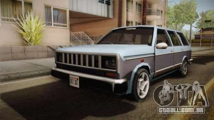 Bobcat Station Wagon v3 para GTA San Andreas