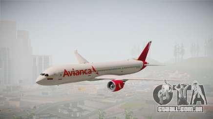 Boeing 787 Avianca para GTA San Andreas